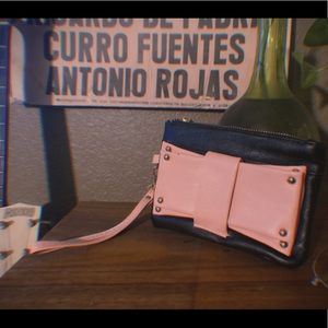 Handbags - Chic wallet with bow tie